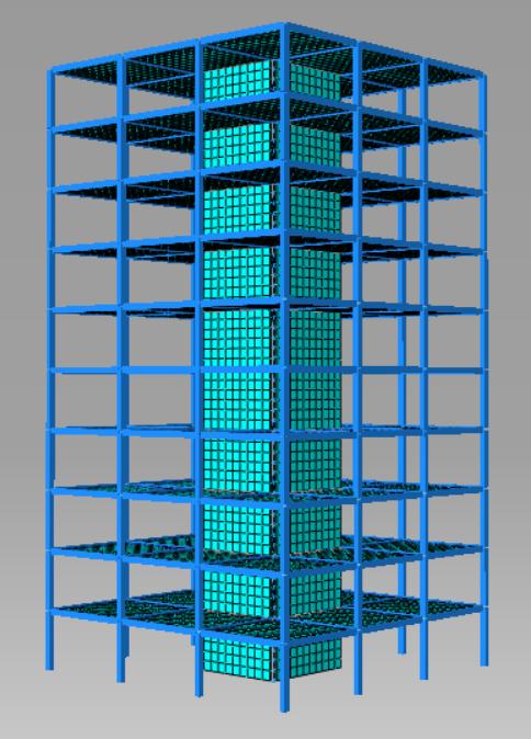 Fig. 14a - Model 1 & 2 screenshot